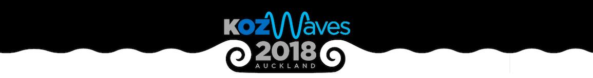 KOZWaves 2018, AucklandNZ